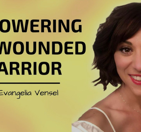 Conquering Chronic Illness Podcast #2, Empowering wounded warriors.