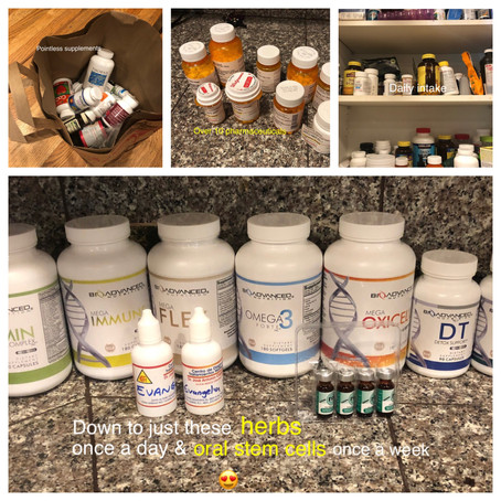 Going from a Pharmaceutical junkie to Holistic Diva