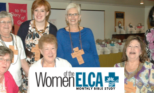 Women of the ELCA Monthly Bible Study