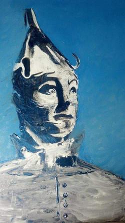 Acrylic Knife Tin Man