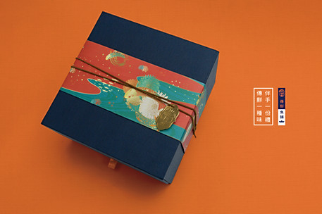 Wens Frozen Food   崇文冷凍 海鮮主義 布袋烏魚子禮盒