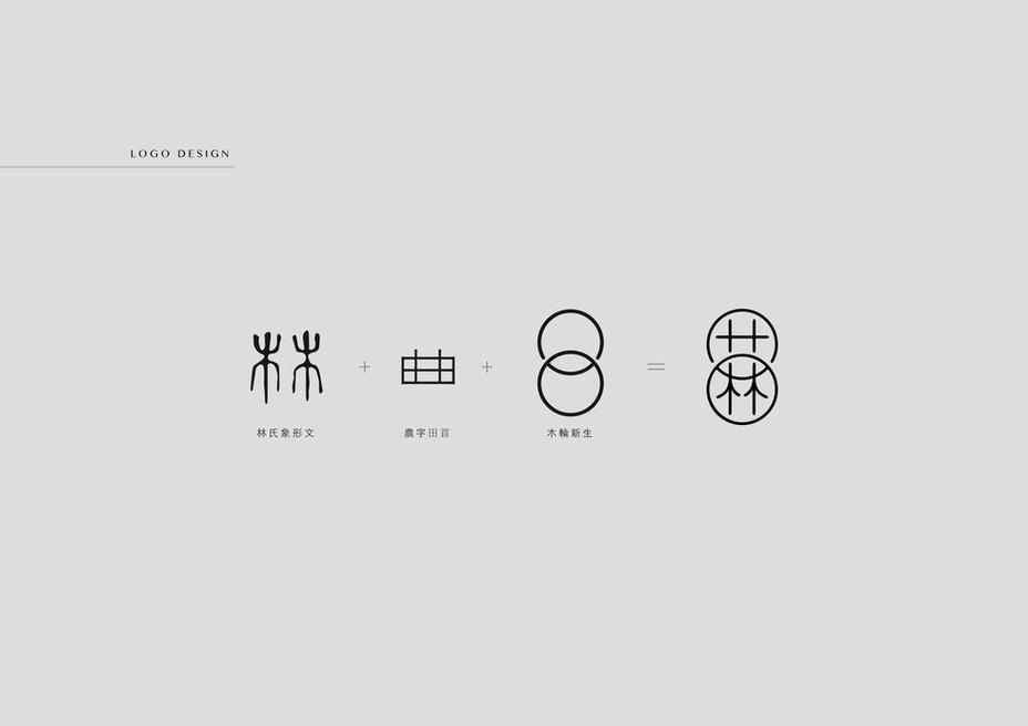 農林商標設計理念 Logo Design Concept