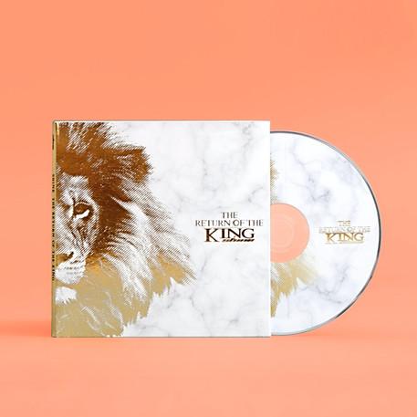 SHINE  King Jesus Music Album Design   SHINE 青年營會專輯包裝設計