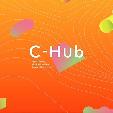 C-Hub Web Design 成大創意基地網站設計