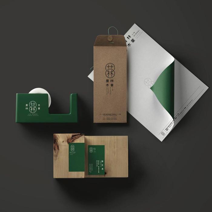 農林木業 品牌延伸應用