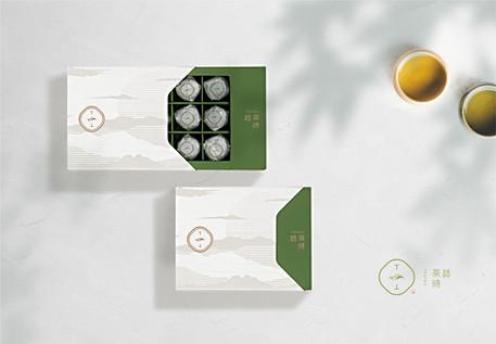 TeaTail Assortments of Pu'er Tea Gift Box 話茶時普洱茶 小茶陀包裝