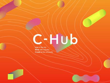 成大C hub創意基地網站設計