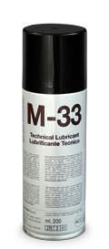 M33 MŰSZAKI OLAJ SPRAY, 200ml