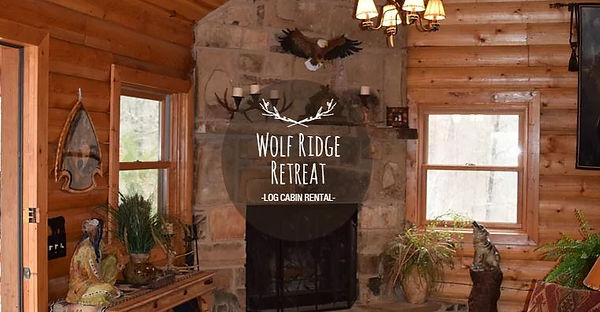 Wolf Ridge Retreat Cabin