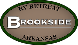 Brookside RV Retreat Logo