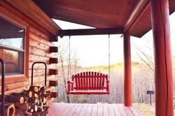 Wolf Pen Gap Cabin