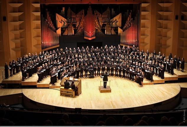 Rejoice! Auditorium Lyon