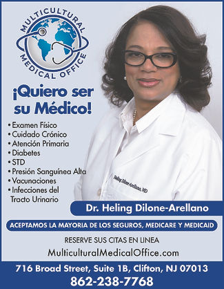 MULTICULTURAL MEDICAL Flyer -Spanish NEW