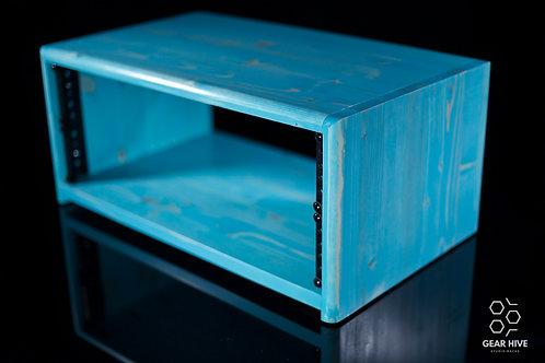 "4U Studio Rack | 12"" depth | Solid Wood"