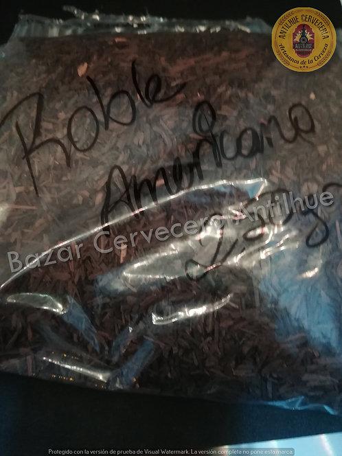 Chips de roble americano