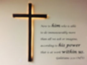 Cross, Galatians 3:20
