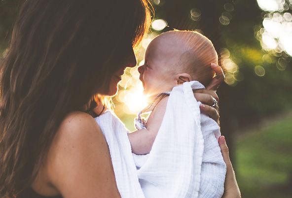 Βάπτιση του μωρού σας.