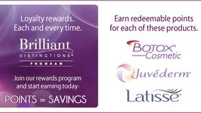 Earn Double Rewards on Botox through Dec. 18