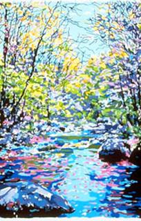 Spring Downstream