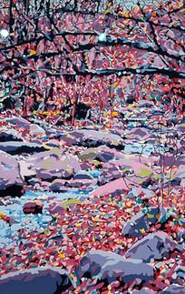 Late Autumn Downstream