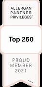 Skinwellness-Center-Allergan-2021-TOP-250-Status-164x338.png