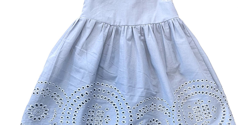 Bluebell Dress & Bloomer Set
