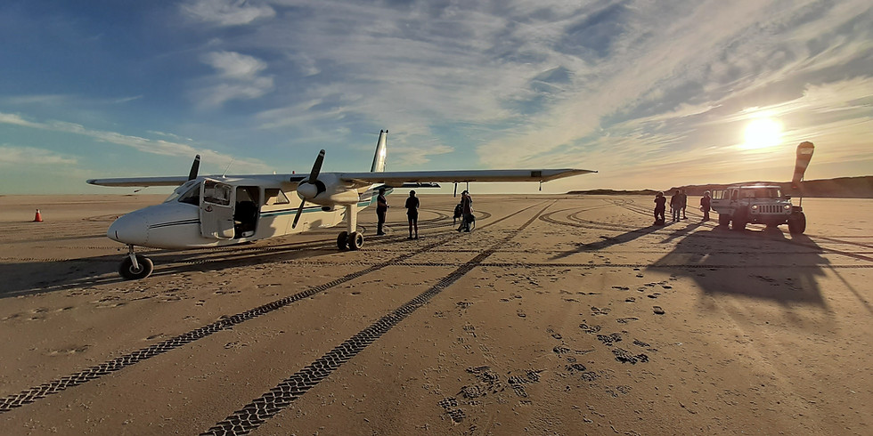 SABLE ISLAND: Fixed Wing