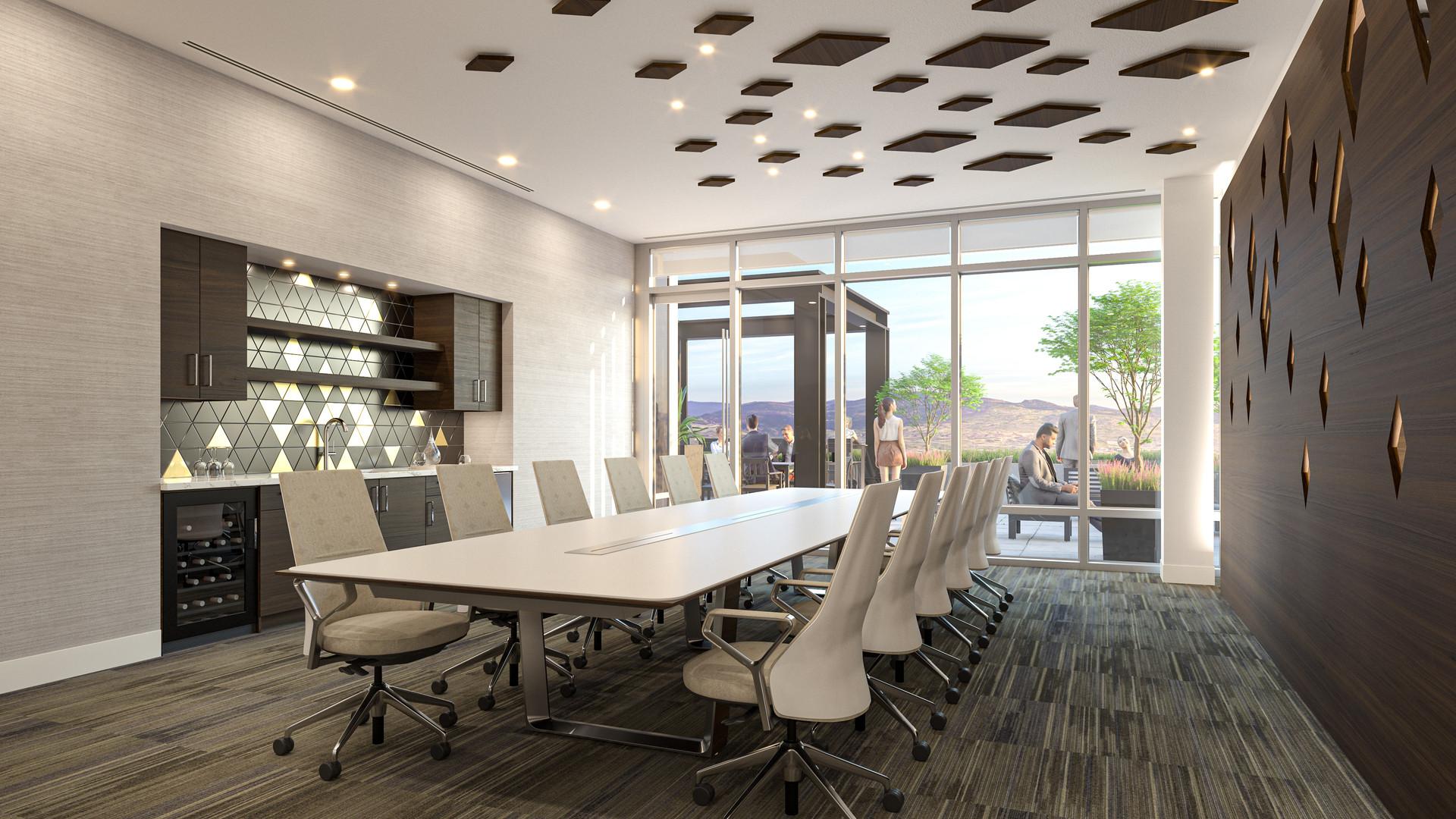 Bernard Block - Boardroom