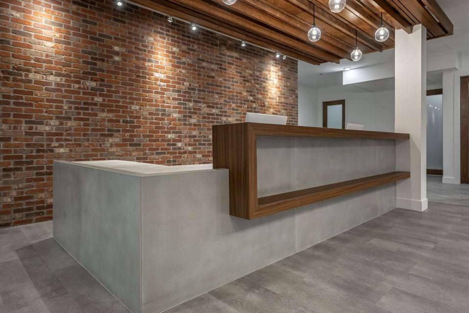 Prime Medical interior design