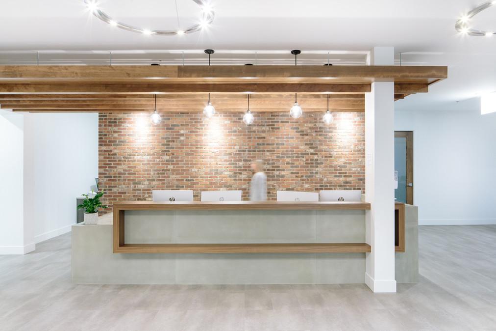Prime Medical Kelowna interior design