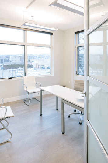Prime Kelowna Office Interior