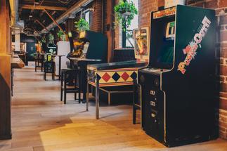 BNA Bowl Arcade
