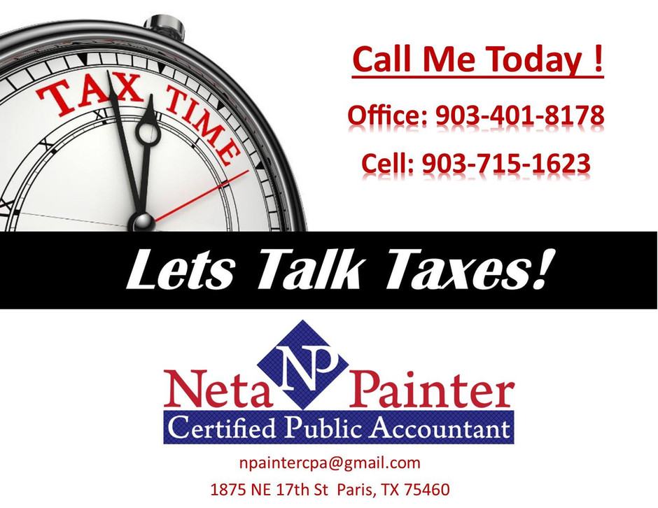 What is the new tax bill going to do to my taxes?