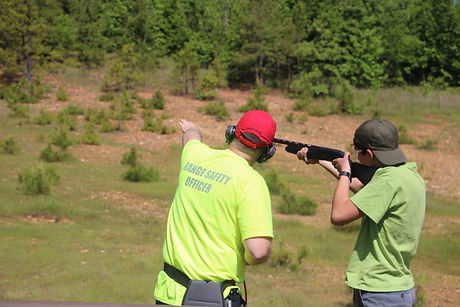 Teaching Youth to Shoot Safely in Paris, Texas
