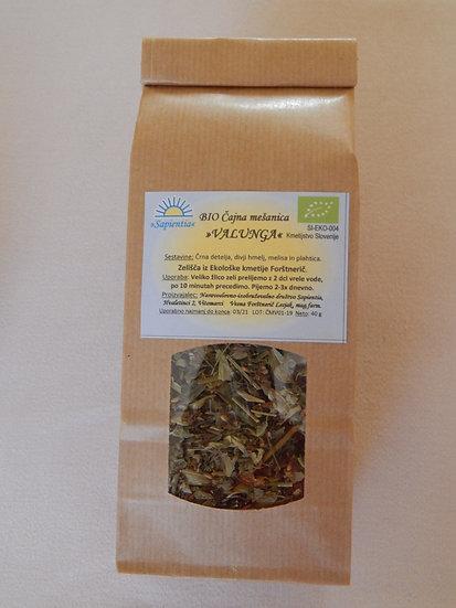 BIO čajna mešanica »VALUNGA«