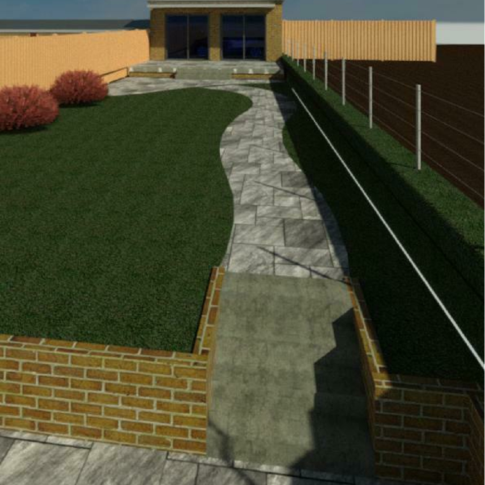 BAS1933 Option BR - Rendering - 3D View