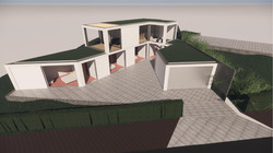 House 2 - Rendering - 3D View