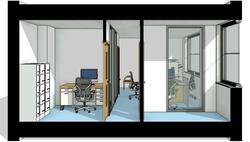 BAS1955 - 3D View - 3D Section 3