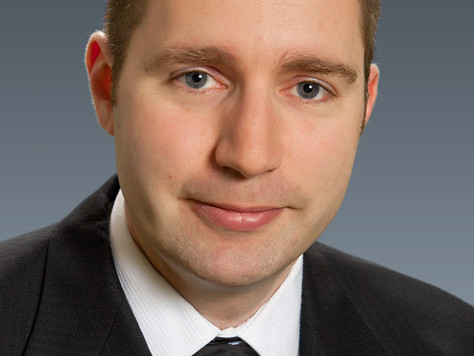 BABC Treasurer, Jason Knight, admitted to partnership at KPMG LLP, Seattle