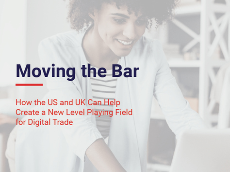 BABC's sister chapter BAB Launches Digital Trade White Paper - Moving the Bar: How the US and UK