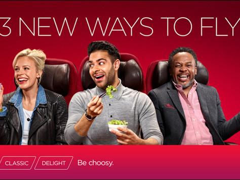 BABC member Virgin Atlantic unveils three new ways to fly economy