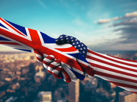 Second Round of UK-U.S. FTA Negotiations Concludes; Round Three Expected this July