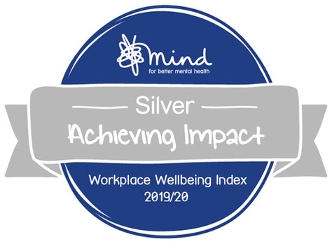 BABC Member Moore Kingston Smith receives Mind's Workplace Wellbeing Silver Award