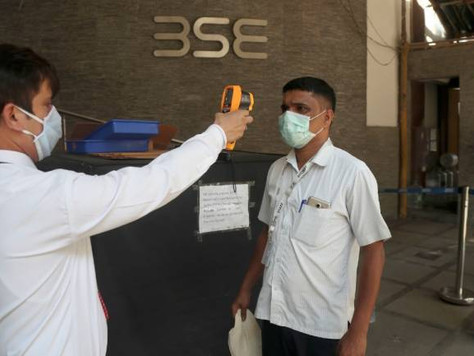Covid-19 pandemic   The impact of the virus on India's GDP