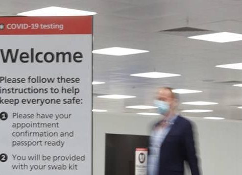 Heathrow Launches Pre-Departure Rapid Testing