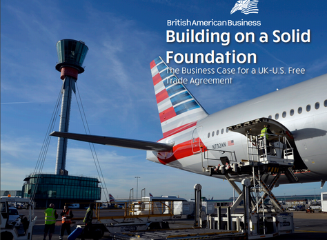 BABC-PNW sister chapter, BritishAmerican Business, Publishes 'Building on a Solid Foundation – The B