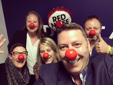 Join BABC in supporting Red Nose Day USA