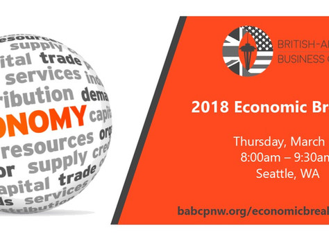 Outlook for regional, national and international economies focus of discussion at BABC Annual Econom