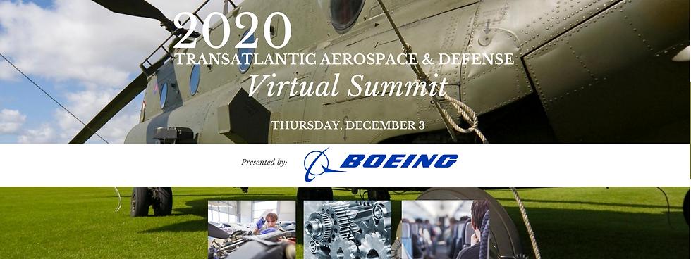 Transatlantic Aero_Defense Virtual Summi