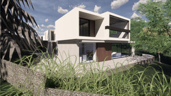 House 1 - Rendering - 3D View 2
